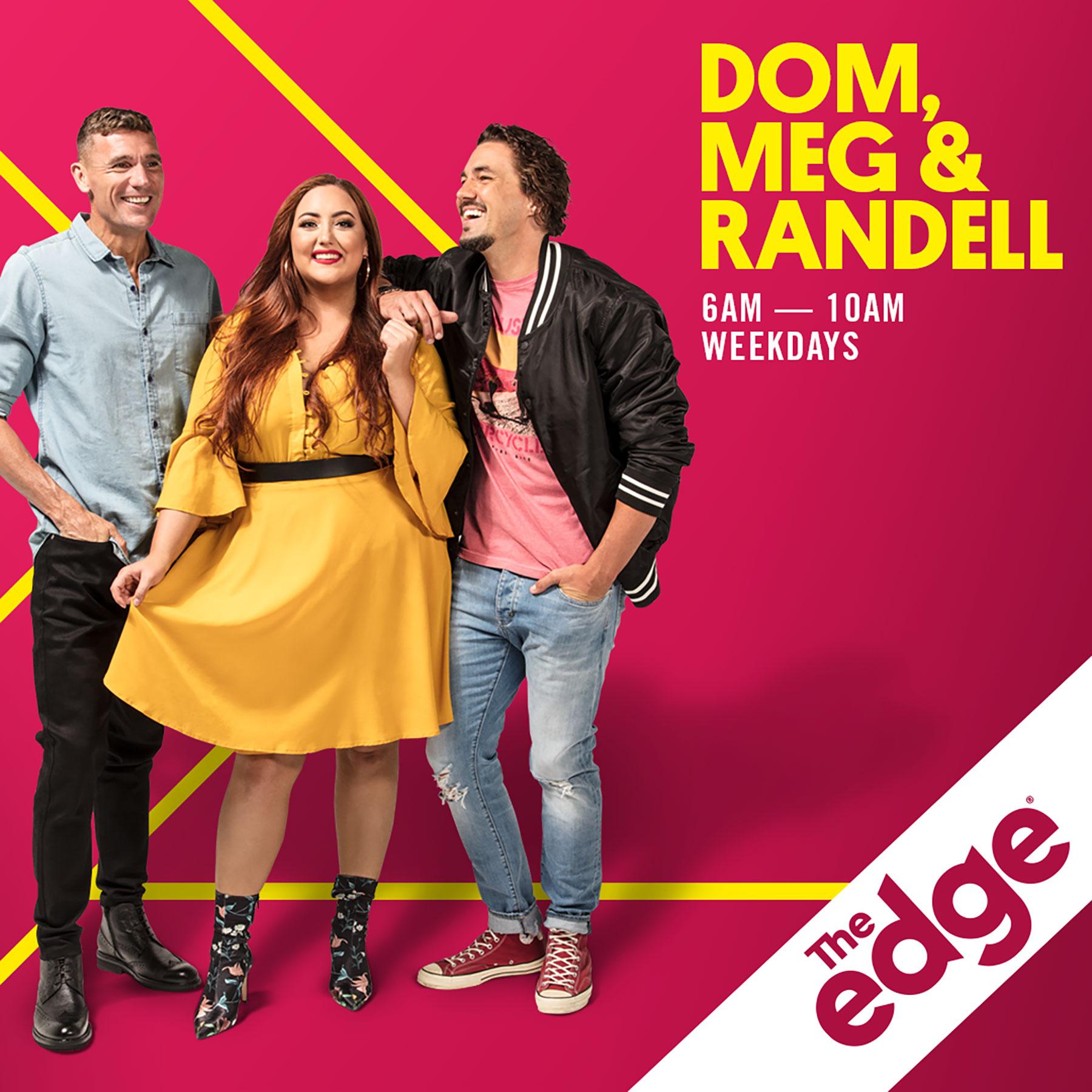 <![CDATA[Jay-Jay, Dom & Randell Podcast - The Edge]]>